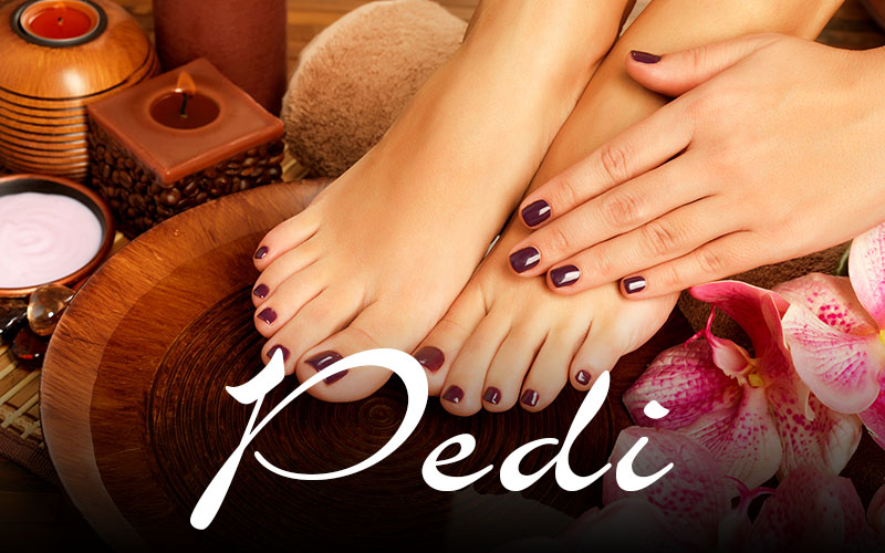pedicure santa monica